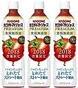 カゴメ トマトジュースプレミアム食塩無添加 スマートPET 720ml×3本