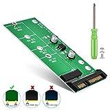 ELUTENG M.2 SATA 変換 2230/2242/2260/2280対応 M.2 SSD SATA3/ 6Gbps Win10 / 8 / 7 / VISTA/XP/Linux 等適応 M.2 SSD ケース 32GB 64GB 128GB 256GB 512GB まで対応