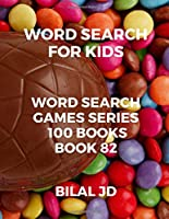 """word search for kids: all ages puzzles, brain games, word scramble, Sudoku, mazes, mandalas, coloring book, workbook, activity book, (8.5""""x 11""""), large print, search & find, boosting entertainment, education & Challenges, Hours of Fun!, (word search games)"""