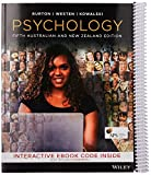 Cover of Psychology 5E ANZ & an Interactive Approach to Writing Essays and Research Reports in Psychology 4E Print Pack