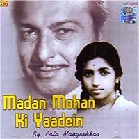 Madan Mohan Ki Yaadein By Lata Mangeshkar (Indian Music/ Indian Classic/ Legend/ Hindi Songs/ Audio CD) by Lata mangeshkar