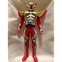 PLEX 仮面ライダー ソフビ 仮面ライダー鎧武 バナナアームズ 2013 約13cm