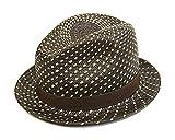 (フェルチオベッキ) FERRUCCIO VECCHI 帽子 パナマ中折れ帽 58cm