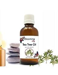 Tea Tree Oil (Melaleuca Alternifolia) Essential Oil 30 ml or 1.0 Fl Oz by Blooming Alley