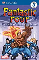 DK Readers L3: Fantastic Four: The World's Greatest Superteam