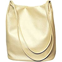 Ichic Boutique Bucket Bag Womens Leather Handbags Purse Tote Hobo Shoulder Bags