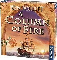 Thames & Kosmos A Column of Fire: The Game [並行輸入品]