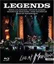 Legends: Live at Montreux 1997 Blu-ray Import