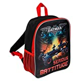 Batman Lego Backpack - Serious Battitude