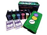 Cota's home ポーカー セット トランプ 2セット チップ 200枚 マット