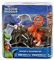 Disney The Good Dinosaur Ramsey & Thunderclap Mini Figure 2-Pack [並行輸入品]
