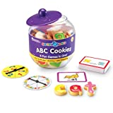 Best アルファベットのおもちゃ - Learning Resources Goodie Games ABC Cookies 【英語玩具 アルファベット】おやつポット Review