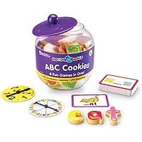 ラーニング リソーシズ(Learning Resources)  アルファベット おやつポット ABCクッキー 英語ゲーム LER 1183 正規品