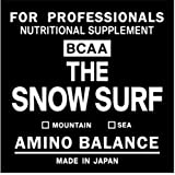 THE SNOW SURF ステッカー 正方形大