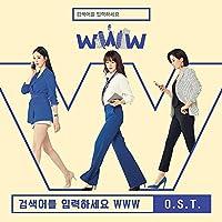 検索ワードを入力してください:WWW (TvN Drama) OST CD+64p Photobook [韓国盤]