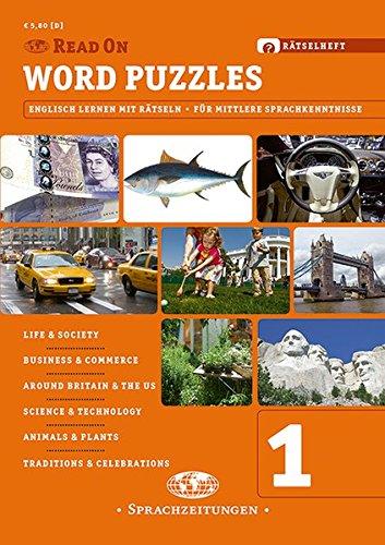Word Puzzles 1: Englisch lernen mit Raetseln - Fue...