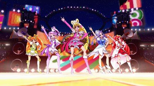 プリキュアエンディングムービーコレクション ~みんなでダンス! ~ 【Blu-ray】 / キュアハート, キュアダイヤモンド, キュアロゼッタ, キュアソード, キュアエース (出演)