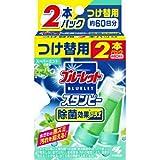 ブルーレットスタンピー 除菌効果プラス スーパーミントの香り つけ替用 56g(28g×2本)