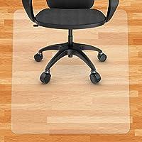 BESONチェアマット デスクマット 透明フロアマット 床を保護 900 * 1200 * 1.5mm フローリング/畳/床暖房対応 カート可能 傷つけない 汚れ防止
