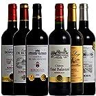 【タイムセール】全て金賞受賞 ボルドー飲み比べ ソムリエ厳選ワインセット 赤ワイン 750ml 6本が激安特価!