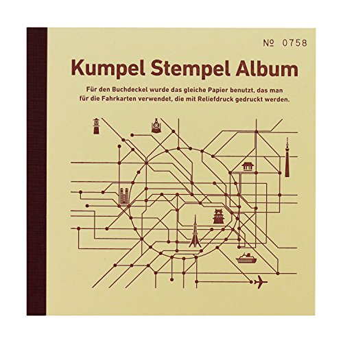 クンペル スタンプ帳 鉄道 KPSA014