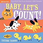 Indestructibles: Baby, Let's Count!: Chew Proof · Rip Proof · Nontoxic · 100% Washable (Book for Babies, N