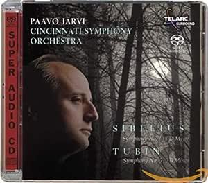 Sibelius: Symphony No.2/Tubin