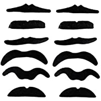 [NewEights]NewEights Fake Mustaches 3pack 787392510385 [並行輸入品]