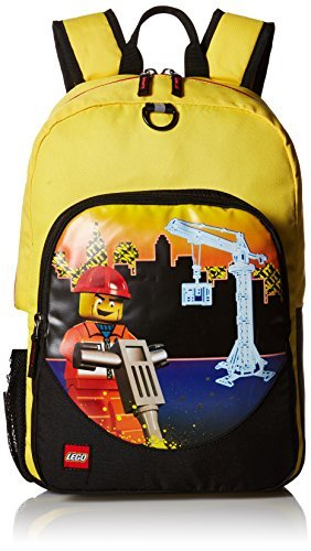 LEGO Heritage Classic Backpack Construction City Nights [並行輸入品]