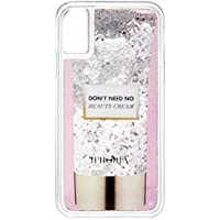 [アイフォリア]Amazon公式 正規品 iPhone X対応 Don't Need No Beauty Cream for iPhone X 14562