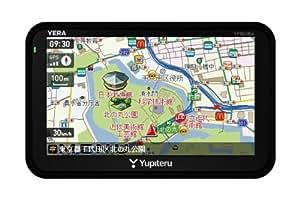 ユピテル 5.0v型ワンセグ内蔵ポータブルナビゲーション YPB508si