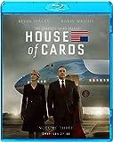 ハウス・オブ・カード 野望の階段 SEASON3 ブルーレイ コンプリートパック[Blu-ray]
