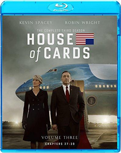 ハウス・オブ・カード 野望の階段 SEASON3 ブルーレイ コンプリートパック [Blu-ray]の詳細を見る