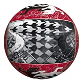 3D球体パズル エッシャー 60ピース 昼と夜/相対性 (直径約7.6cm)