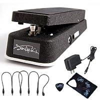 【 並行輸入品 】 Dunlop Jimi Hendrix Wah Guitar ペダル JH-1D w/ Power Adapter, Power Snake Cable, & ピック