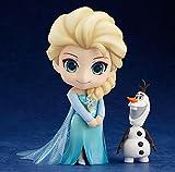 ねんどろいど アナと雪の女王 エルサ ノンスケール ABS&ATBC-PVC製 塗装済み可動フィギュア 画像