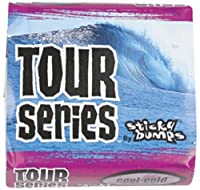 Sticky Bumps Tour Series Cool/Cold Single Bar Surf Wax by Sticky Bumps