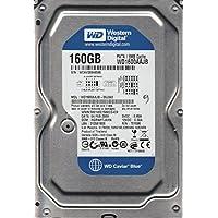 wd1600aajb-00j3a0、DCM hgrnhtjahn、Westernデジタル160GB IDE 3.5ハードドライブ