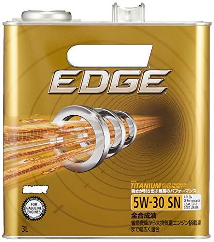 カストロール エンジンオイル EDGE 5W-30 3L 4...
