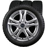 14インチ 4本セット スタッドレスタイヤ&ホイール BRIDGESTONE (ブリヂストン) BLIZZAK (ブリザック) REVO2 165/55R14 FEID (フェイド) H5
