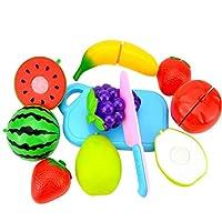 Vi.yo おままごと ごっこ遊び 包丁 野菜 果物 赤ちゃん 子供 8セット