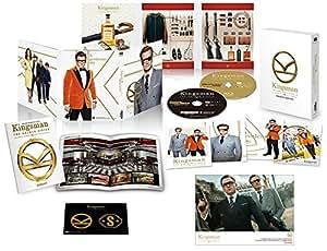 【Amazon.co.jp限定】 キングスマン:ゴールデン・サークル ブルーレイ プレミアム・エディション [4K ULTRA HD + Blu-ray] (2L版ビジュアルシート付)