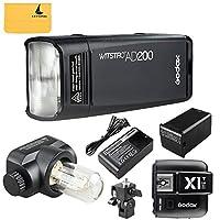 GODOX AD200 TTL ポケット フラッシュ +X1S-T送信機