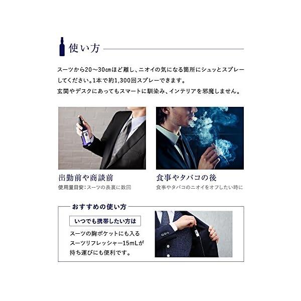 プラウドメン スーツリフレッシャー ミニ 携帯...の紹介画像5