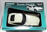 ラジコン RC トヨタ 2000GT ホワイト TOYOTA 1/20