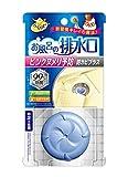 アース製薬 らくハピ お風呂の排水口用 ピンクヌメリ予防 防カビプラス 1個