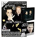 Sonic Seducer 07/08 2014: + exkl. EP von Deine Lakaien + CD + WGT-Special