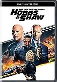 Fast &Furious Presents: Hobbs &Shaw [DVD]