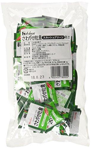 さわやか吐息(スカッシュグリーン)ミニ 1パック(3粒×100袋)