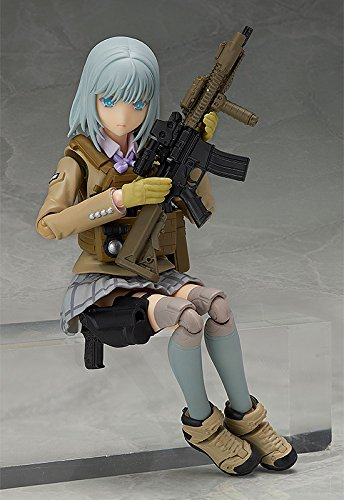 figma リトルアーモリー 椎名六花 ノンスケール ABS&PVC製 塗装済み可動フィギュア (メーカー初回受注限定生産)